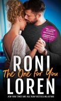 Cover image for The one for you