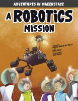 Cover image for A robotics mission