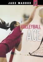 Cover image for Volleyball ace