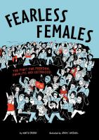 Cover image for Fearless females : the fight for freedom, equality, and sisterhood