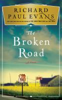 Cover image for The broken road