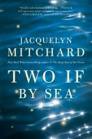 Cover image for Two if by sea : a novel