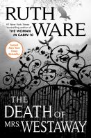 Cover image for The death of Mrs. Westaway