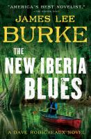 Cover image for The New Iberia blues : a Dave Robicheaux novel