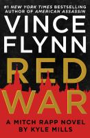 Cover image for Red war : a Mitch Rapp novel