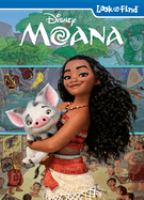 Cover image for Look and Find. Moana