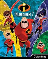 Cover image for Look and find. Incredibles 2