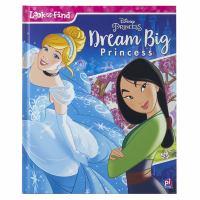 Cover image for Dream big princess