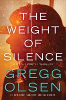 Cover image for The weight of silence