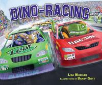 Cover image for Dino-racing
