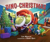 Cover image for Dino-Christmas