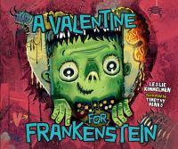 Cover image for A valentine for Frankenstein