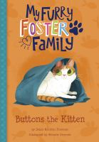 Cover image for Buttons the kitten