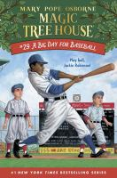Cover image for Magic tree house. #29, A big day for baseball