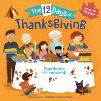 Cover image for The 12 days of Thanksgiving