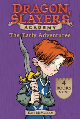 Cover image for The early adventures