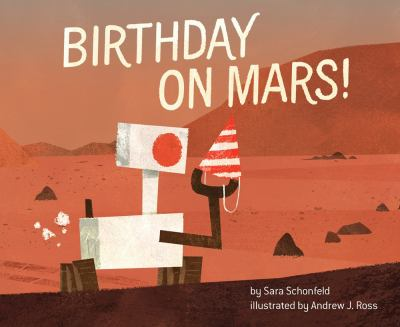 Cover image for Birthday on Mars!