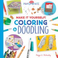 Cover image for Make it yourself! Coloring & doodling