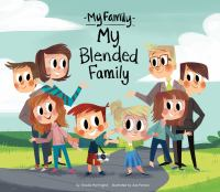 Cover image for My blended family