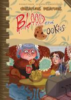 Cover image for Creature feature. Blood and cookies