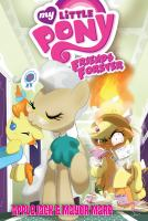 Cover image for My little pony friends forever. Applejack & Mayor Mare