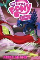 Cover image for My little pony friends forever. Princess Luna & Spike