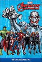 Cover image for Avengers Ultron revolution. The ultimates, #2