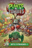 Cover image for Plants vs. zombies. Battle extravagonzo. #1