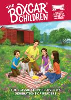 Cover image for The boxcar children