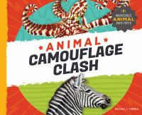 Cover image for Animal camouflage clash