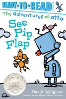 Cover image for The adventures of Otto. See Pip flap