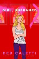 Cover image for Girl, unframed