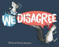 Cover image for We disagree