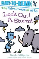 Cover image for The adventures of Otto. Look out! a storm!