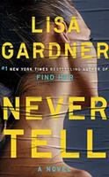 Cover image for Never tell