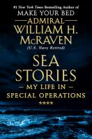 Cover image for Sea stories : my life in special operations