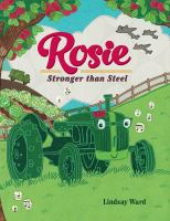 Cover image for Rosie : stronger than steel