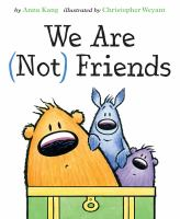Cover image for We are (not) friends