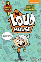 Cover image for The Loud house : 3 graphic novels in 1. #2