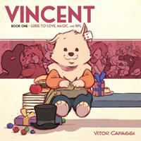 Cover image for Vincent. Book 1, Guide to love, magic, and RPG