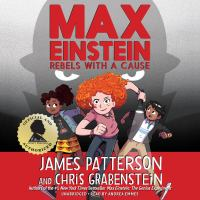 Cover image for Max Einstein. The genius experiment