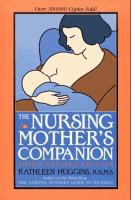 Cover image for The nursing mother's companion