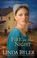 Cover image for Fire in the night
