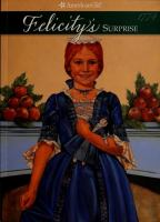 Cover image for Felicity's surprise : a Christmas story