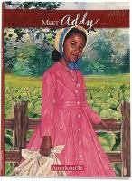 Cover image for Meet Addy : an American girl