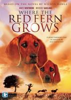 Cover image for Where the red fern grows part 1