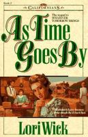 Cover image for As time goes by