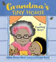 Cover image for Grandma's tiny house : a counting story