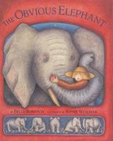 Cover image for The obvious elephant