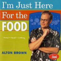 Cover image for I'm just here for the food